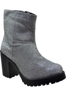 Ankle Boot Madame Louise Tratorada - Feminino