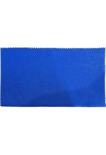 Jogo Americano Cortex Anti Slip Azul