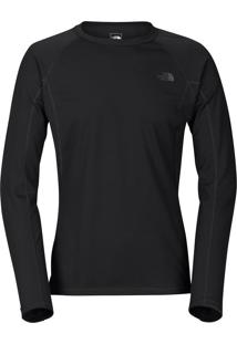 Blusa Segunda Pele Light L/S Crew Neck Masc Cl86 - The North Face