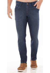 Calça Jeans Skinny Osmoze Masculina - Masculino-Jeans
