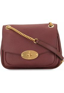Mulberry Small Darley Shoulder Bag - Marrom