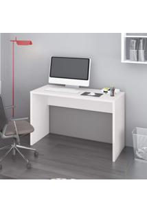 Escrivaninha 120Cm Versatile Casa D Branco