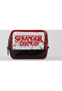 Nécessaire Stranger Things Preta