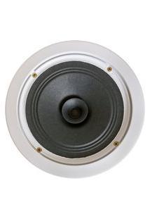 Arandela Redonda Donner Ar 65 6.5 Pol 40W 8 Ohms Ll Áudio Branca