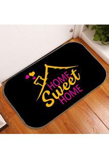 Tapete Decorativo Home Sweet Único