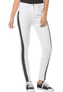 Calça Color Fiv Pck High Rise Skinny - Branco 2 - 34