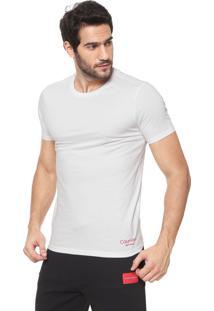 Camiseta Calvin Klein Underwear Lisa Branca