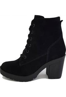 Bota Trivalle Shoes Tratorada Tendenza Camurça