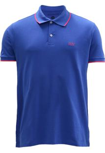 Camisa Polo Masculina Metropolitan