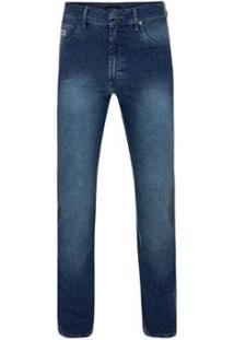 Calça Jeans Fresh Blue Masculina - Masculino-Azul