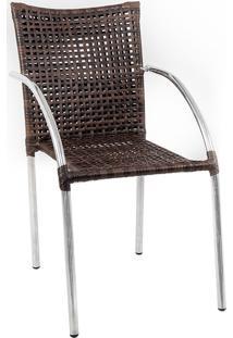 Cadeira C150 - Alegro - Castanho