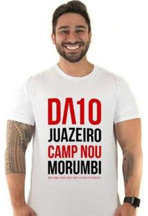 Camiseta Zé Carretilha São Paulo Tricolor Juazeiro - Masculino