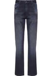Calça Masculina Dark Slim - Azul