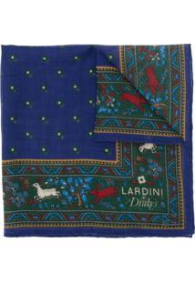 Lardini Gravata Borboleta Drake'S - Azul