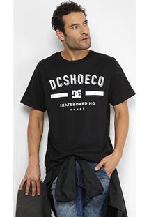 Camiseta Dc Shoes Revelation Masculina - Masculino