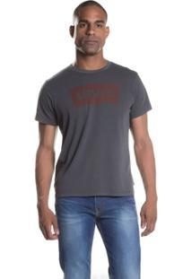 Camiseta Graphic Orange Tab - Masculino