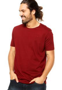 Camiseta Vila Romana Lisa Vinho
