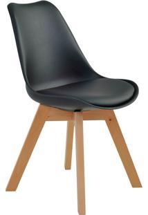 Cadeira Leda -Rivatti - Preto