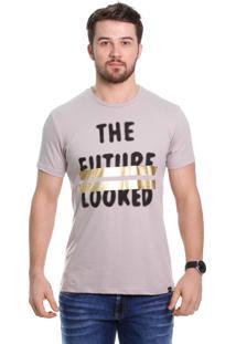Camiseta Javali Areia Future