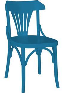 Cadeira Opzione Cor Azul