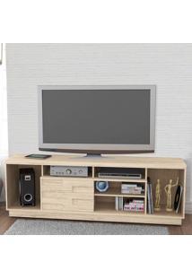 Rack Para Tv Adria Até 65 Polegadas 500022 Rústico - Madetec