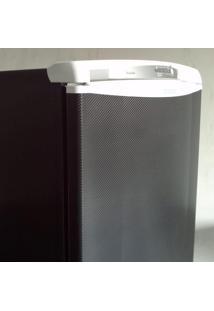 Adesivo Para Geladeira Fibra De Carbono