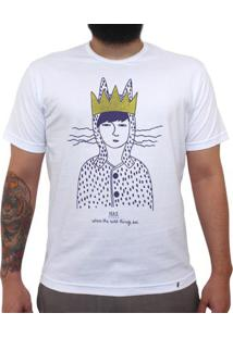 Max - Where The Wild Things Are - Camiseta Clássica Masculina
