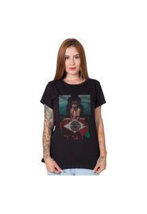 Camiseta Ancestrais Collage Preta Stoned