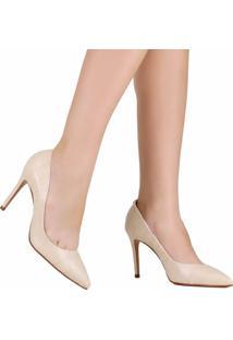 Sapato Scarpin Schutz Bico Fino
