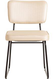 Cadeira Lucy - Bege