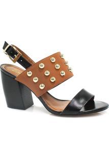 Sandália Zariff Shoes Preto