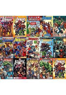 Papel De Parede Adesivo Revistas Marvel (0,58M X 2,50M)