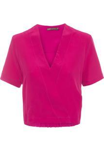 Blusa Feminina Clarice - Rosa