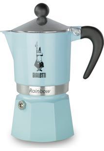 Cafeteira Rainbow - Azul Clara – Bialetti