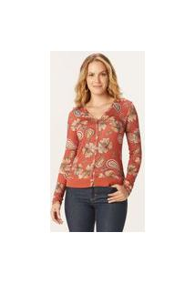 Cardigan Viscose Stretch Malwee