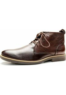 Bota The Box Project New Woods Masculino - Masculino-Café