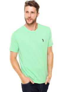 Camiseta Aleatory Poá Verde