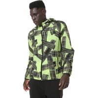 Jaqueta Estampada Verde masculina   El Hombre dd5a8fcfe5