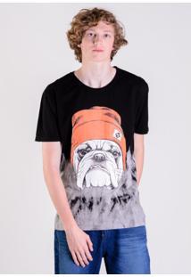 Camiseta Imerssão Bulldog Gang