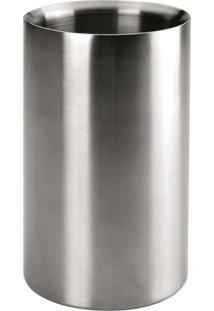 Balde Para Resfriar Garrafas Em Inox - 786100