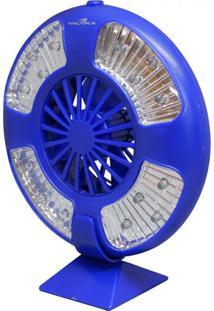 Luminária E Ventilador Fan - Nautika
