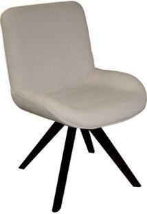 Cadeira De Jantar Lusk Cru