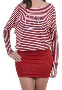 Vestido Hang Loose Modern Shape - Vermelho / P