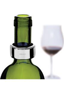 Anel Aço Inox Para Garrafa De Vinho - Acessórios De Vinho - Brinox