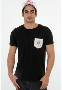 Camiseta Romeo Store Pin Up Cards - Masculino