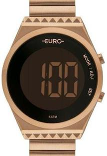 Relógio Euro Fashion Fit Slim Feminino - Feminino