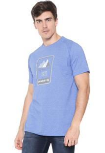 Camiseta Timberland Vintage Inspired Azul