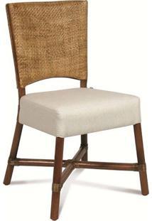 Cadeira Palo Alto Palha De Rattan Junco Envelhecido Estrutura Apuí Eco Friendly Design Scaburi