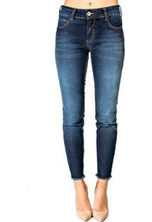 Calça Jeans Escura Fatima Colcci