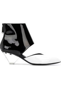 Balmain Ankle Boot Livy - Branco